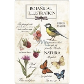 Bohemia Gifts & Cosmetics Aromatická vonná karta Natura 10,5 x 16 cm