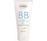 Ziaja BB cream SPF15 Fat, mixed skin 02 light ton 50ml
