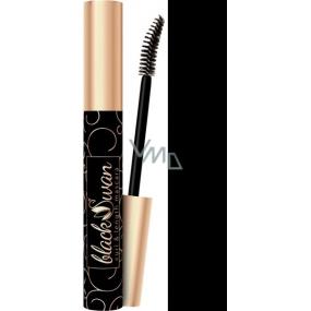 Dermacol Black Swan Mascara Eyelash Volume & Curl, Black Mascara 10 ml
