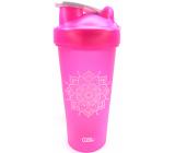 Albi Shaker Mandala pink 700 ml