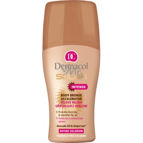 Dermacol Solar Intense Body Lotion 200 ml accelerating tan