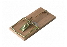 Bros Mousetrap wooden 48 mm x 98 mm
