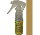 Art e Miss Color on light textile 93 gold spray 30 g