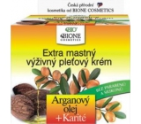 Bione Cosmetics Argan Oil & Karite Extra Oily Nourishing Face Cream 51 ml