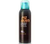 Piz Buin Protect & Cool Refreshing Sun Mousse SPF10 pěna na opalování 150 ml