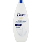 Dove Deeply Nourishing vyživující krémový sprchový gel 250 ml