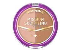 Miss Sports Mission Sculpting Powder 002
