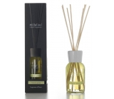 Millefiori Milano Natural Lemon Grass - Lemon Grass Diffuser 100 ml + 7 stalks 25 cm long in smaller spaces last 5-6 weeks