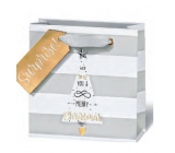 BSB Luxury gift paper bag 23 x 19 x 9 cm Christmas VDT 428 - A5