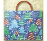 Nekupto Gift kraft bag big 32,5 x 26 x 13 cm Christmas 260 WCL