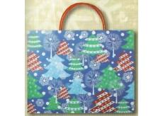 Bag L WCL kraft 260 christmas