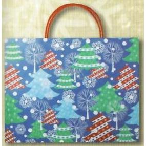 Nekupto Gift kraft bag 32.5 x 26 x 13 cm Christmas 260 WCL