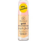 Dermacol Gold Anti-Wrinkle Base Base For Makeup 20 ml