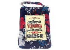 Albi Foldable bag with zipper named Veronika 42 x 41 x 11 cm