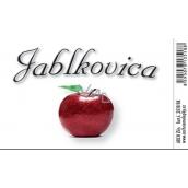 Arch Sticker Apple large label 8,5 x 5,5 cm 3518-SK