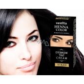 Venita Henna Profesional cream eyebrow color Black 15 ml