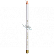 Uni Mitsubishi Dermatograph Rainbow Industrial writing pencil for various types of surfaces White 1 piece