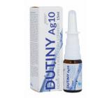 Nelfarma Dutiny Ag10 nasal spray with colloidal silver 15 ml