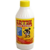 Mole pipe cleaner dissolves waste 900 g