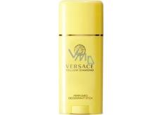 Versace Yellow Diamond deodorant stick pro ženy 50 ml