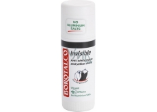 Borotalco Invisible antiperspirant deodorant stick unisex 40 ml