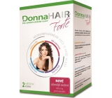 DonnaHair Forte 2 month treatment for healthy and beautiful hair 60 capsules