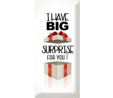 Bohemia Gifts & Cosmetics Love Condoms gift condom Big Surprise 1 piece