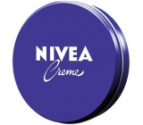 Nivea Creme Basic Care Cream 400 ml