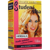 Valea Herbala Cold wool with plant extract permanent curl for normal hair 100 ml