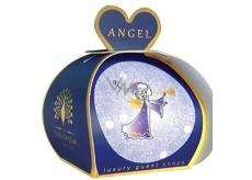 English Soap Anděl Přírodní parfémované mýdlo s bambuckým máslem 3x20g