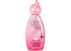 Angry Birds Cute & Bubbly Stella 2in1 baby shower gel and shampoo 300 ml