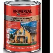 Colorlak Universal SU2013 Synthetic Gloss Finish Black 0.35 l
