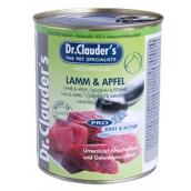Dr. Clauders Lamb with Apple Complete Super Premium Dog Food 800 g