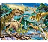 Prime3D magnet - Dinosaurs 9 x 7 cm
