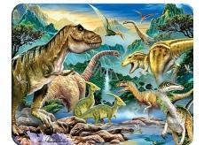 3D Magnet - Dinosaurs 9 x 7 cm