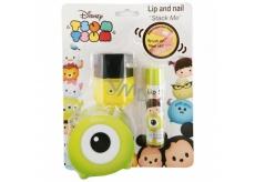 "Disney Tsum Baby Cassette Nail Polish + Lipstick ""Stack Me"""