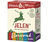 Deer Colored laundry washing powder with 5 kg soap base