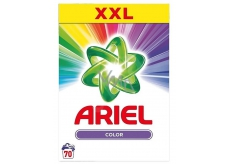 Ariel Color laundry detergent for colored laundry boxes 70 doses of 5.25 kg