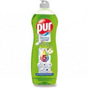 Pur Secrets of Chef Soda Effect Apple hand dishwashing liquid 750 ml