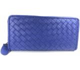 Marina De Bourbon Blue wallet for women 19 x 9.7 x 3 cm