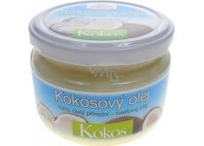 Bione Cosmetics Kokos 100% přírodní čistý kokosový olej 220 ml
