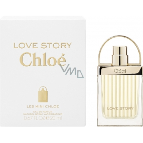 Chloé Love Story perfumed water for women 20 ml