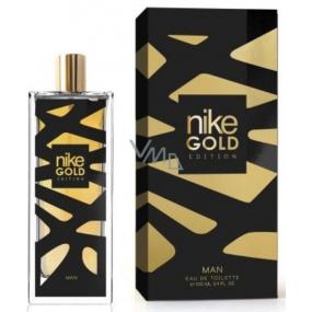 Nike Gold Edition Man toaletní voda 100 ml