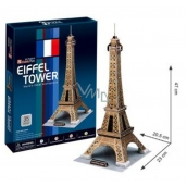 CubicFun Puzzle 3D Eiffel Tower 35 pieces 20,5 x 47 x 23 cm