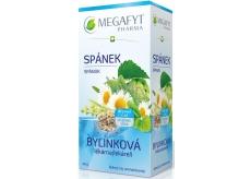 Megafyt Bylinková lékárna Spánek aromatizovaný bylinný čaj 20 x 2 g