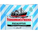 Fishermans friend bonbons dia eucalypt.25g blue