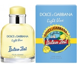 Dolce & Gabbana Light Blue Italian Zest Homme Eau De Toilette 125 ml