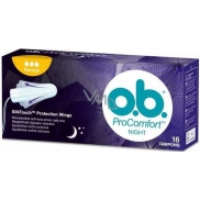 OB tampons PC Night Normal 16pcs NEW 9635