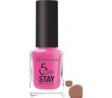 Dermacol 5 Day Stay Long-lasting nail polish 33 11 ml