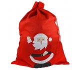 Santa / Santa bag Christmas maxi, 50 x 70 cm